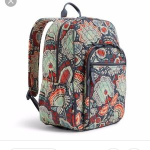 Vera Bradley Campus Backpack Nomadic Floral